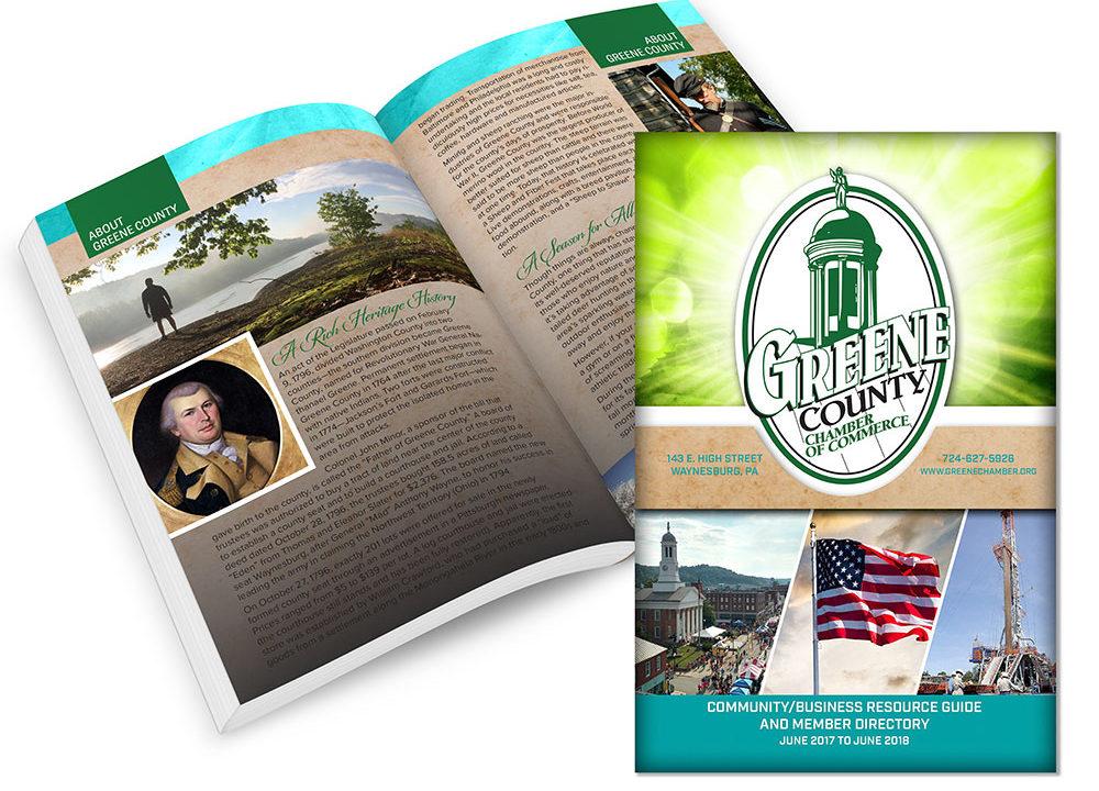 Greene County Chamber of Commerce 2017-2018 Membership Directory