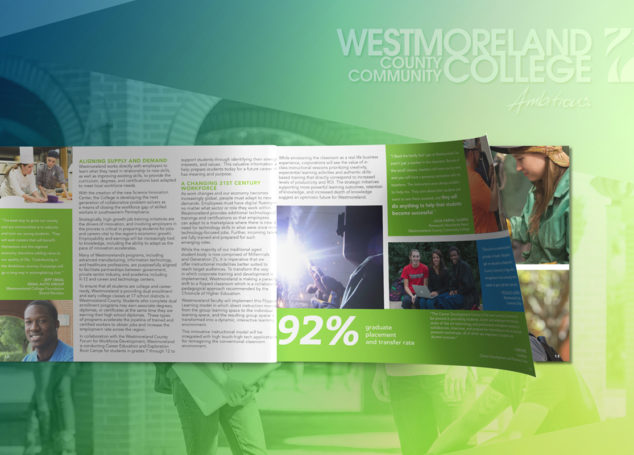 WCCC Ambitious Journey Campaign