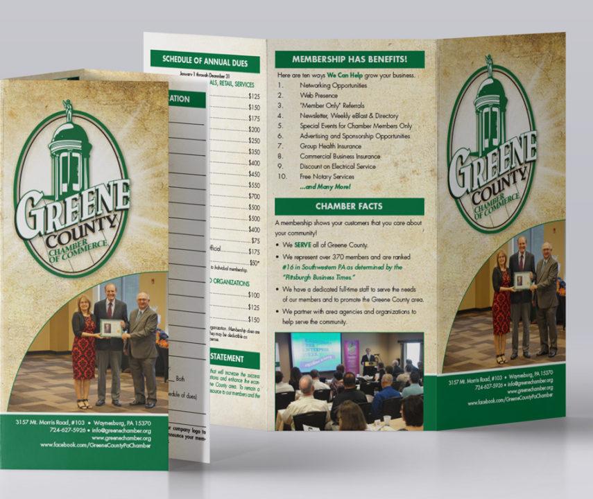 2018 Greene County Chamber of Commerce Recruiting Brochure