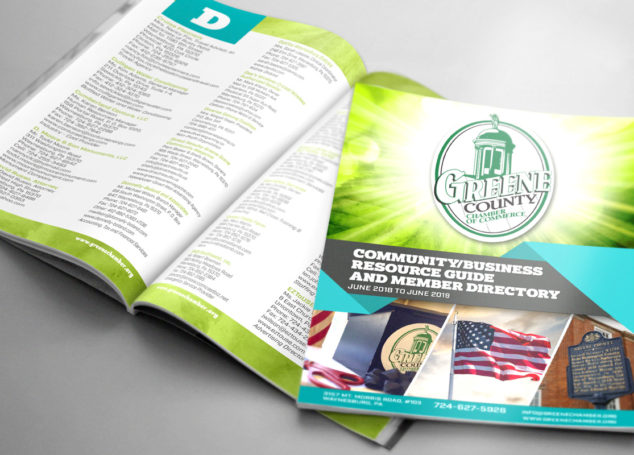 Greene County Chamber of Commerce Member Directory 2018-2019