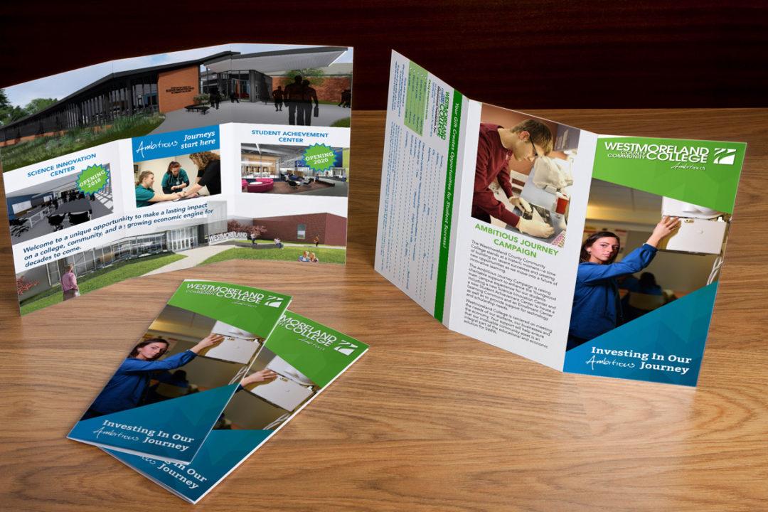 WCCC Ambitious Journey Brochure