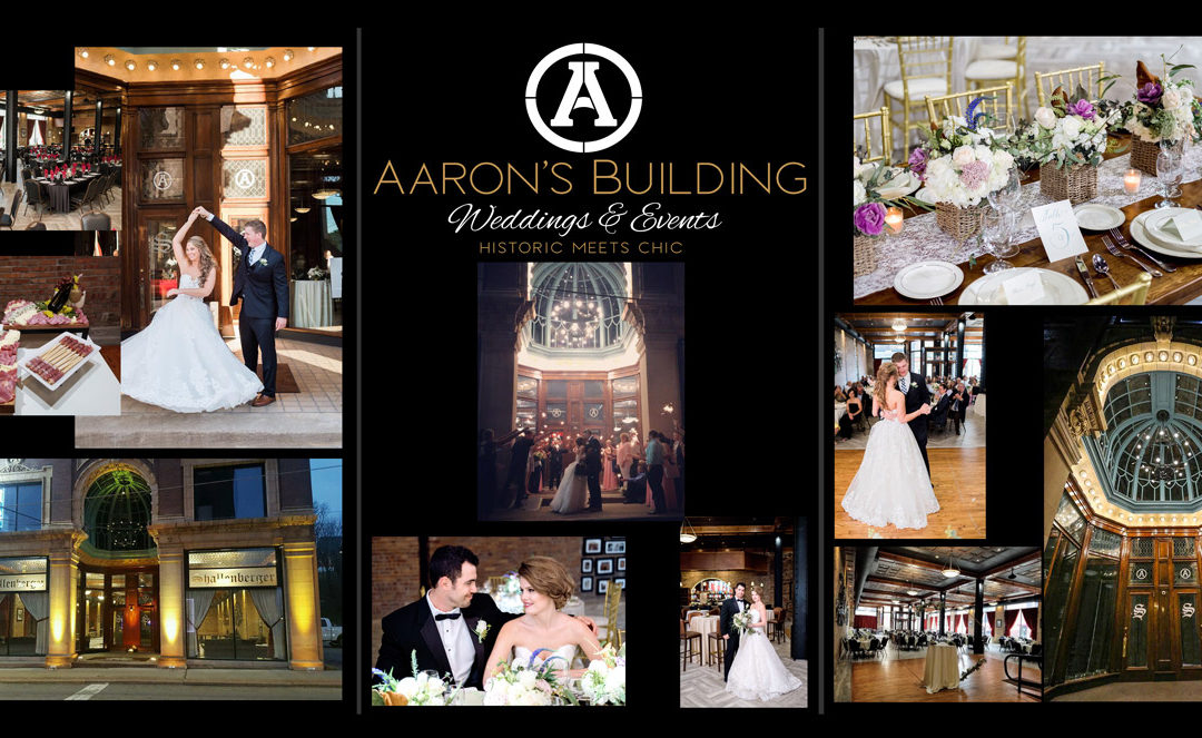 Aaron's Building Display