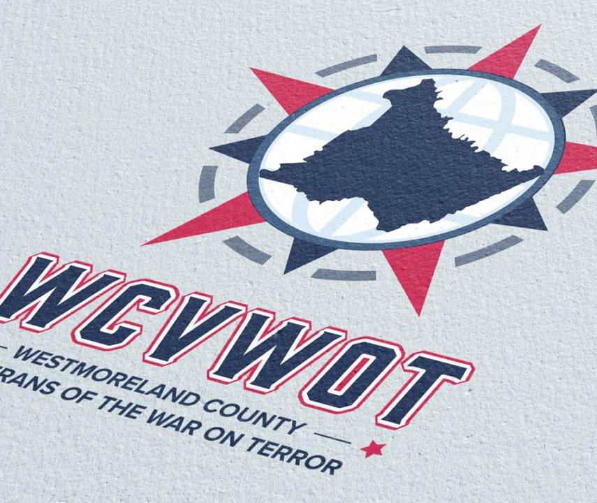 Westmoreland County Veterans of the War on Terror Logo