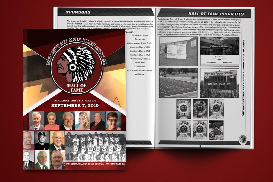Uniontown High School Hall of Fame Program