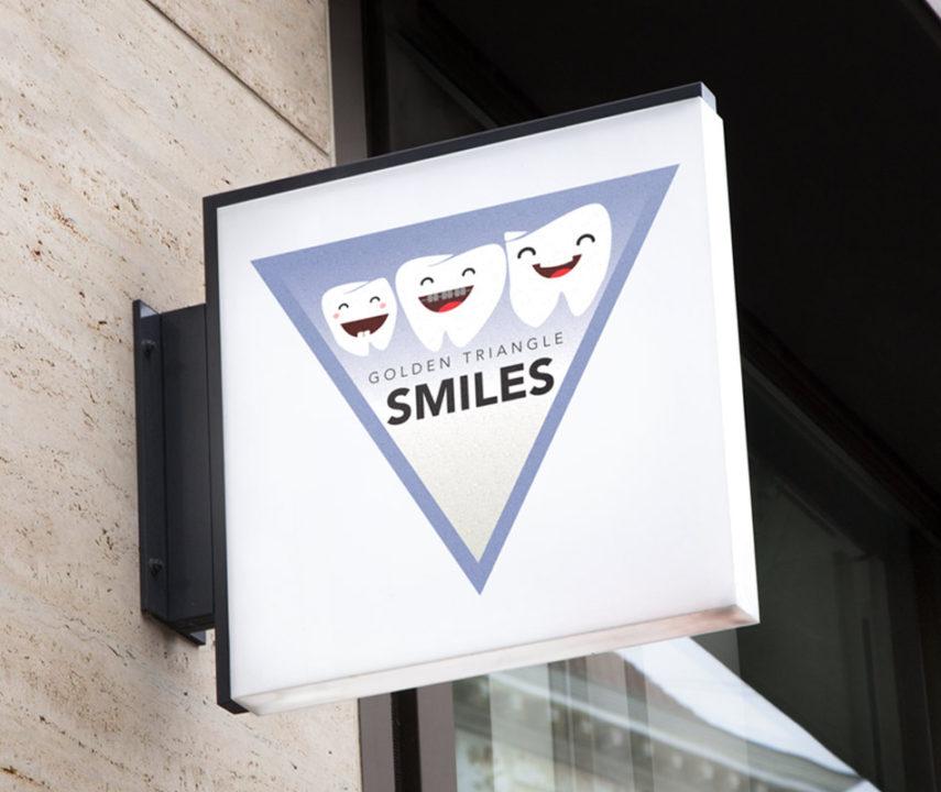 Golden Triangle Smiles