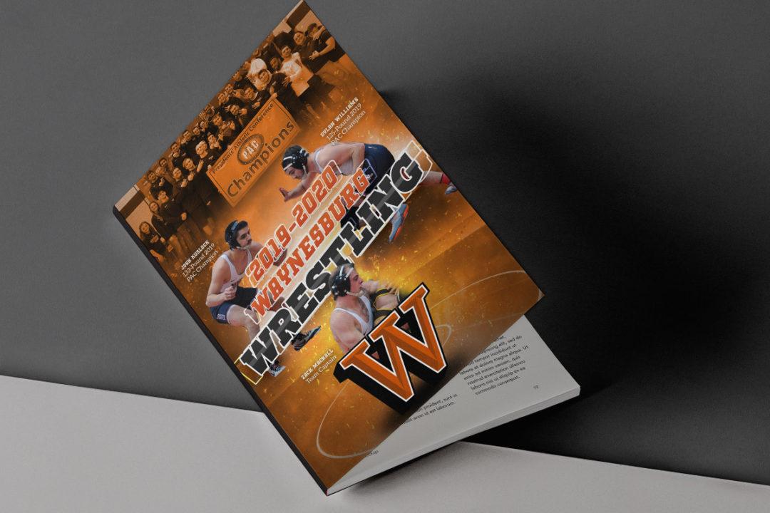 Waynesburg University 2019-2020 Wrestling Media Guide