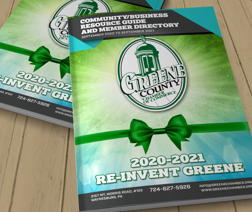 Greene County Chamber of Commerce 2020-2021 Member Directory
