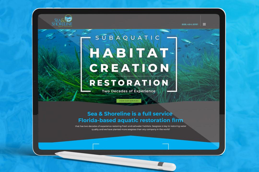 Sea & Shoreline Aquatic Restoration