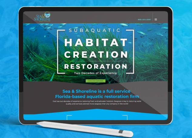 Sea & Shoreline Aquatic Restoration