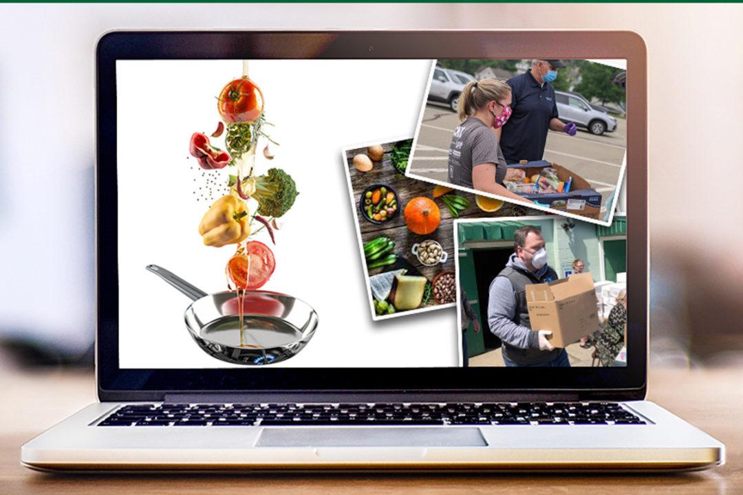 Corner Cupboard Foodbank/CNX Virtual Food Drive