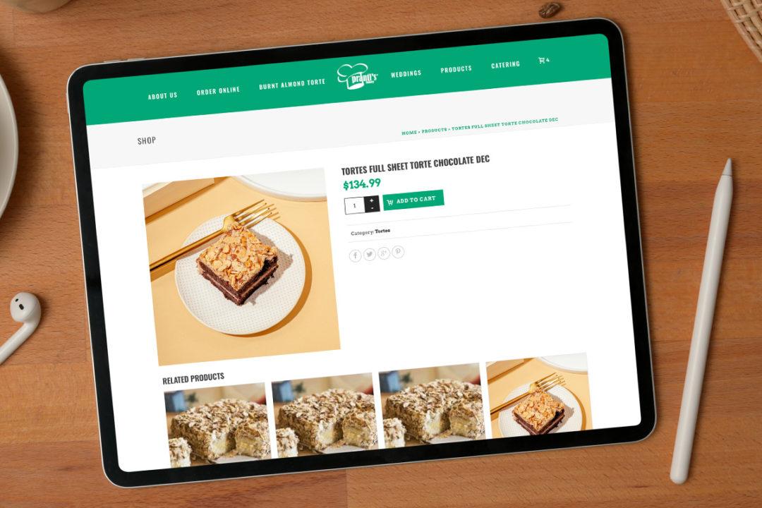 Prantl's Bakery Online Ordering