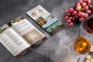 Christian W. Klay Winery 2021 Rack Cards