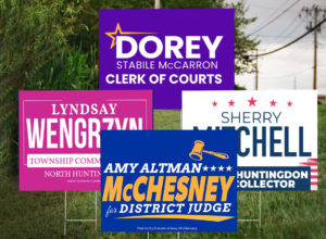 Dorey Stabile McCarron for Clerk of Courts