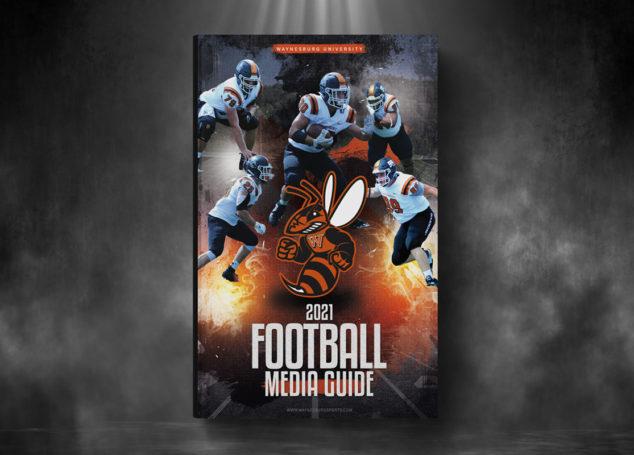 Waynesburg University 2021 Football Media Guide